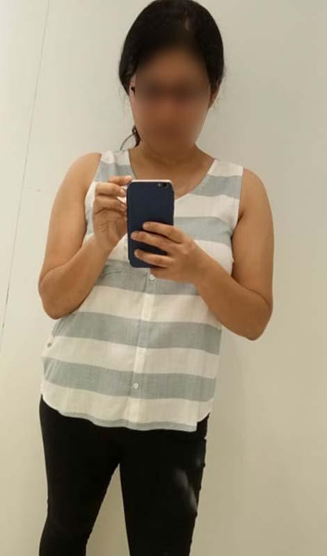 After 70 kg