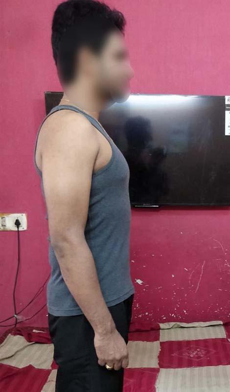After 76kg
